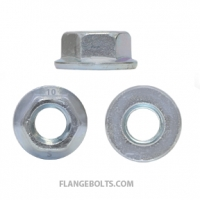 HEX FLANGE NUTS CLASS 10
